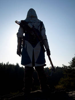 Connor Cosplay - The hunt