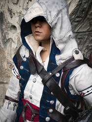 Connor Cosplay - Freedom Fighter