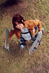 Attack on Titan - Sasha Braus Cosplay