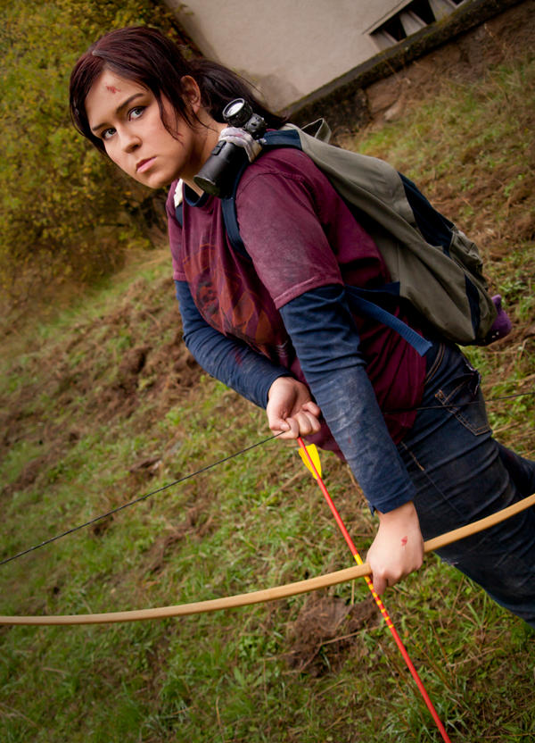 Ellie - The Last of Us Cosplay by zahnpasta