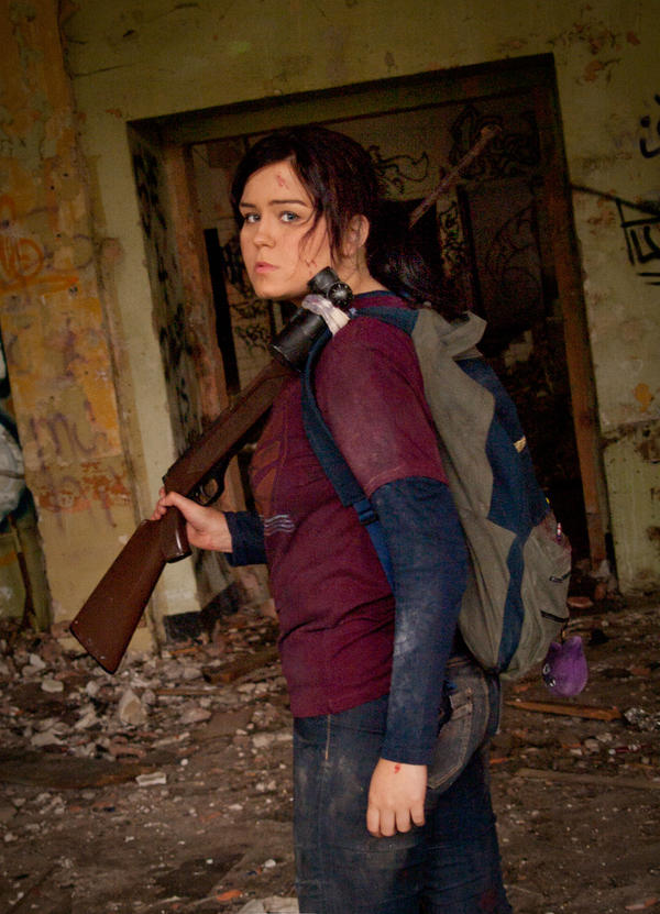 Ellie - The Last of Us Cosplay II by zahnpasta
