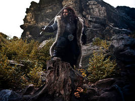 Thorin Cosplay by zahnpasta