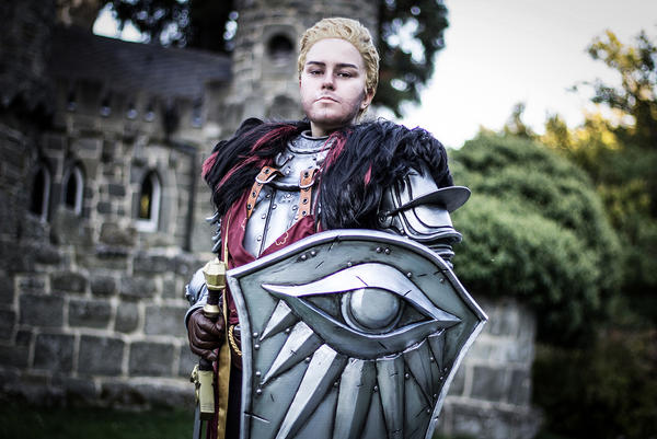 Dragon Age Inquisition - Cullen Cosplay