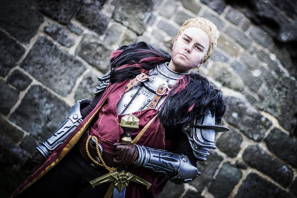 Dragon Age Inquisition - Cullen Rutherford Cosplay