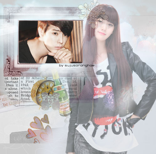 Donghae Yoona Us One By Sujusaranghae On Deviantart
