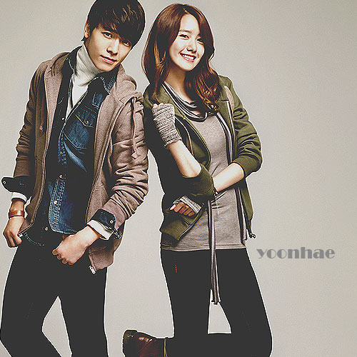 Lee Donghae and yoona