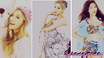sarangyoona.blogspot 26 pretty kpop Girls by SujuSaranghae