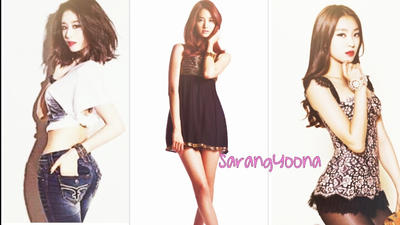 sarangyoona.blogspot 27 pretty kpop Girls by SujuSaranghae