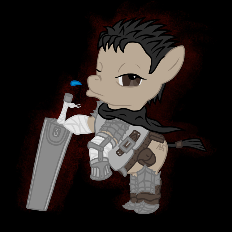 MLP:My little...Guts(Berserk)