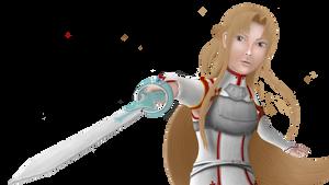 SAO: Asuna