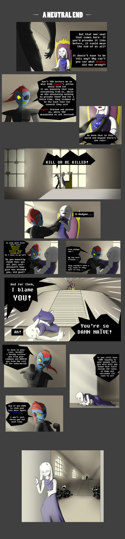 A Neutral end - Part 2/3 by BanditofBandwidth