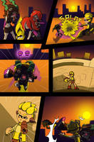 Agent 4 in Octrouble - Page 1/8 by BanditofBandwidth