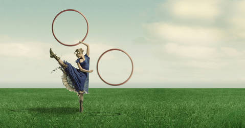 My Circus I by Aisce