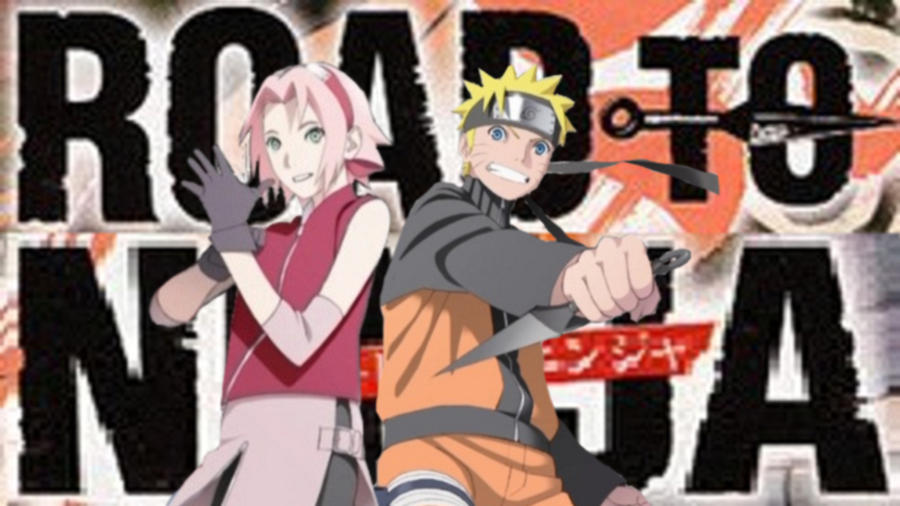 narusaku road to ninja by Bleach-Fairy