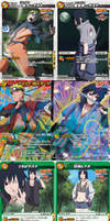 naruto new cards by Bleach-Fairy