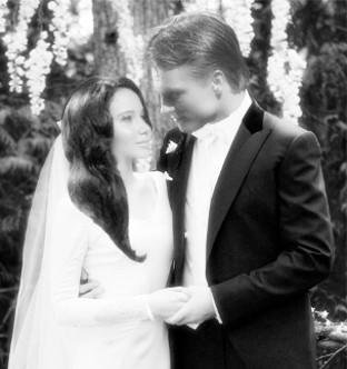 peeta x katniss wedding by Bleach-Fairy on DeviantArt