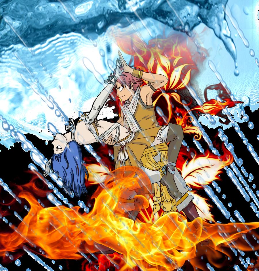 NaJu raid unison fire water by Bleach-Fairy on DeviantArt