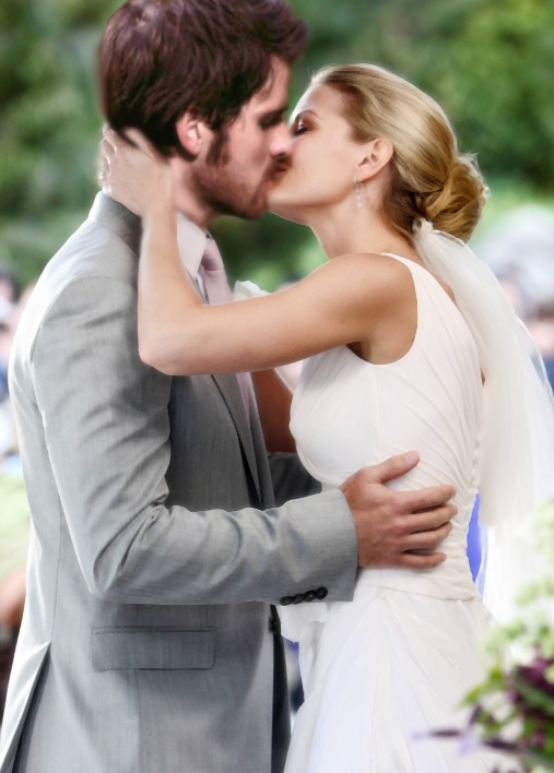 Promo & Sneak Peek - Page 3 Captain_swan_wedding_by_bleach_fairy-d6scioc
