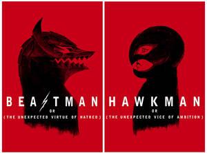Berserk meets  Birdman