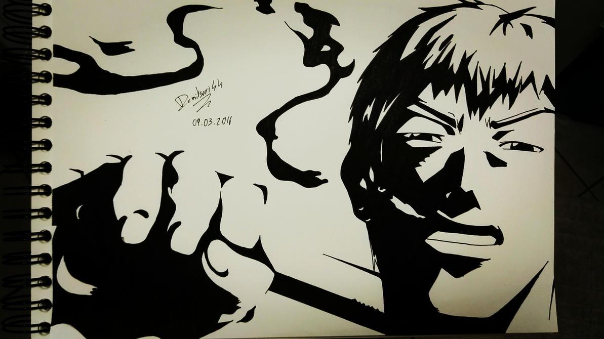 Eikichi Onizuka by Demitsuri54