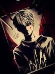 Kaneki-Tokyo Ghoul(Over) by Demitsuri54