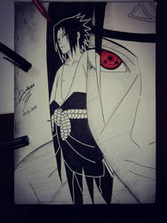 Itachi x Sasuke by Demitsuri54