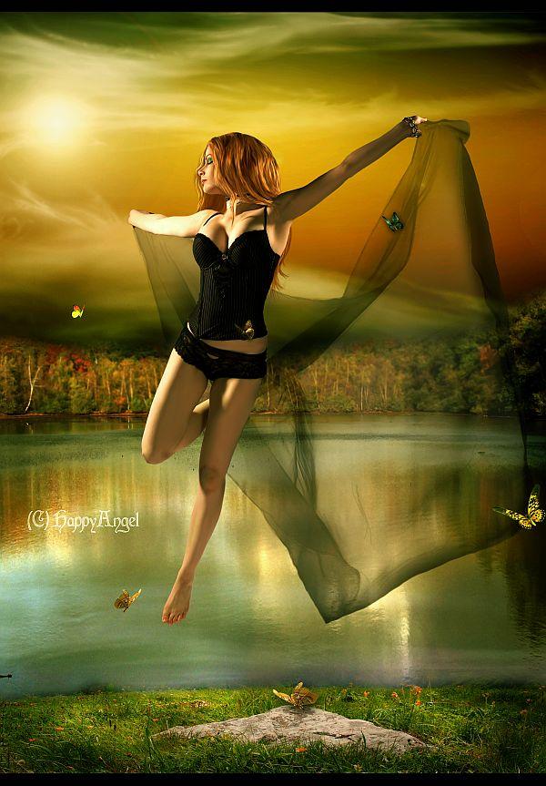 Summer Breeze by HappyAngel