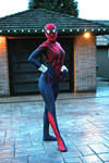 SpiderGirl cosplay