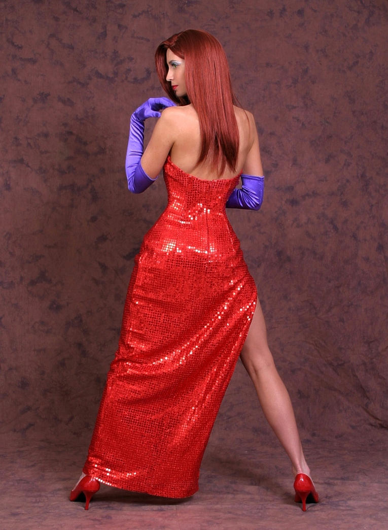 Jessica Rabbit By Rasmirin On DeviantArt