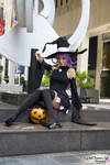 Halloween Cannon by Rasmirin