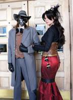 Steampunk by Rasmirin