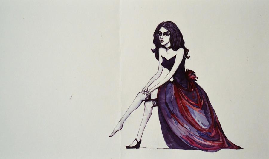 Maria Freyk by Marsellia