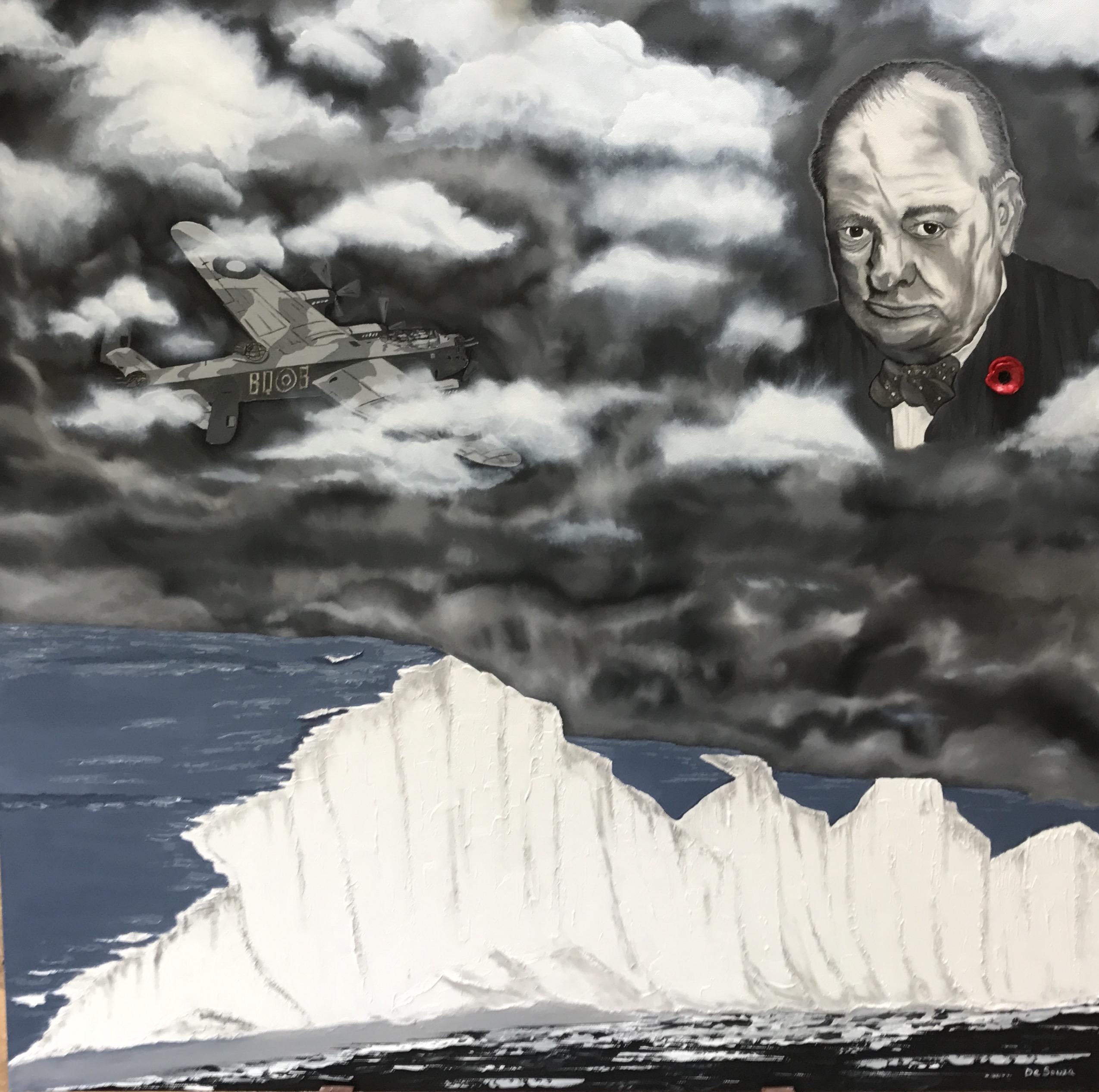 Huge canvas by Davethepioneer