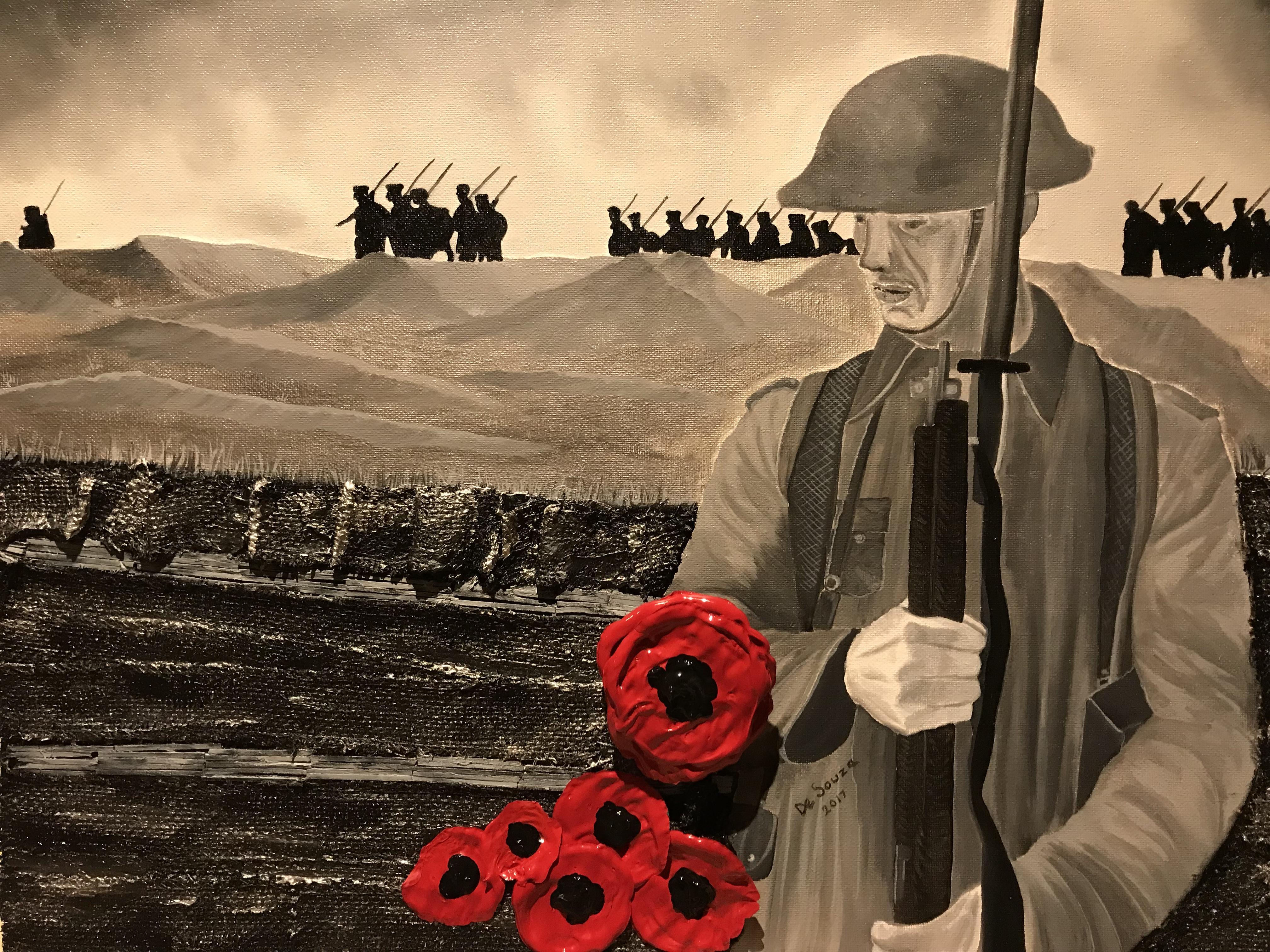 Poppy by Davethepioneer