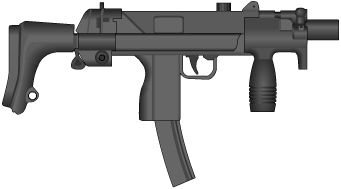 M27 Submachine Gun