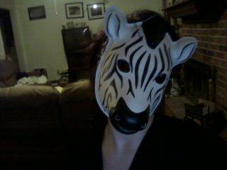 Zebra Rickki by Boggeyboo