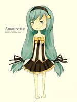 gift : amourette (jayuu) by kimchicake