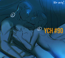 OPEN! YCH Auction 90 by lendi29