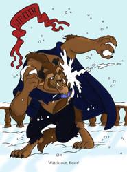 Watch out Beast by SamRose