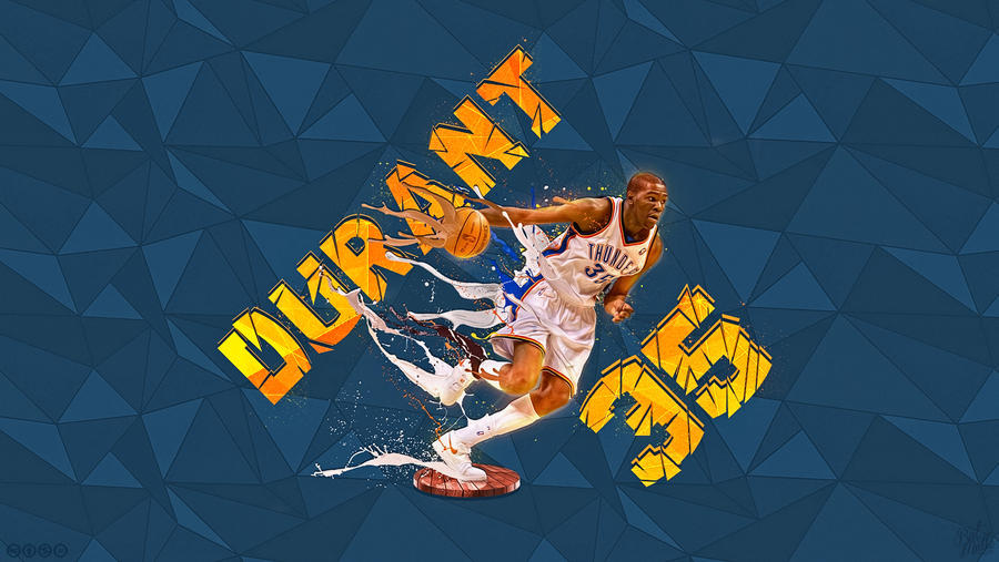 Kevin Durant Wallpaper by Batmattz ...