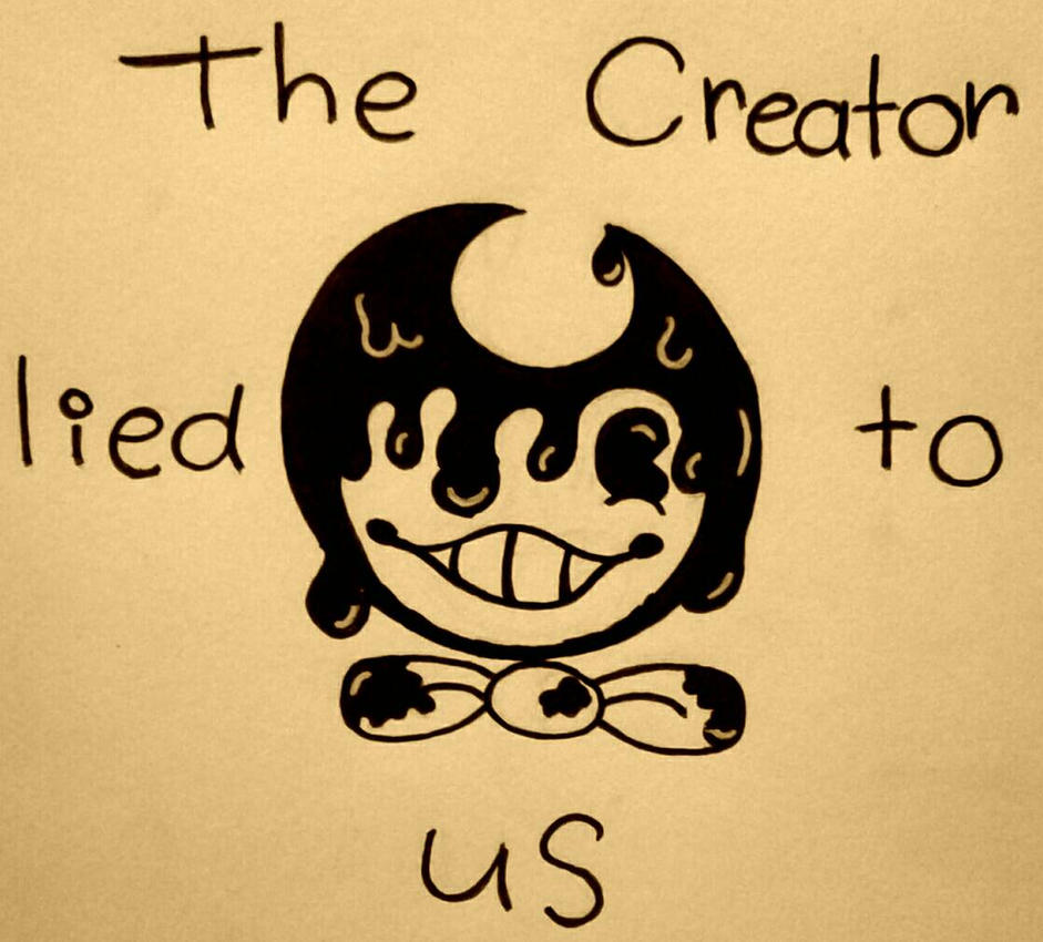 The Creator Lied To Us | Bendy And The Ink Machine by SpaceChildHere