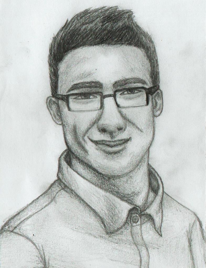portrait by MusicAndArtItsMyLife
