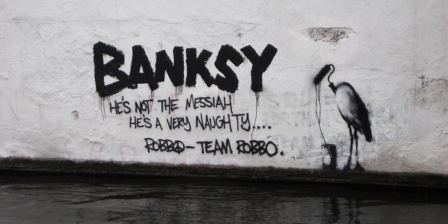 Dissertation Banksy