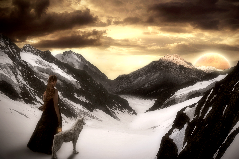The Journey Home III: John Stone Mountain by JonKoomp