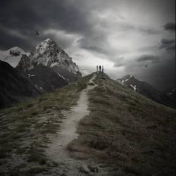 Jouney Men I: Adventure Through Shrine Valley