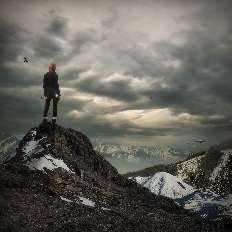 Sightings: Nomalaya Mountains by JonKoomp