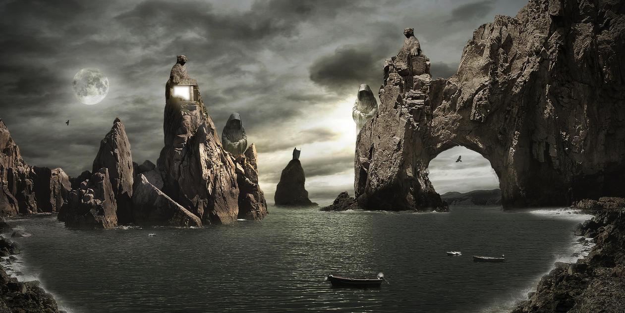The Island Master by JonKoomp