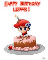 Happy Birthday Leoar!