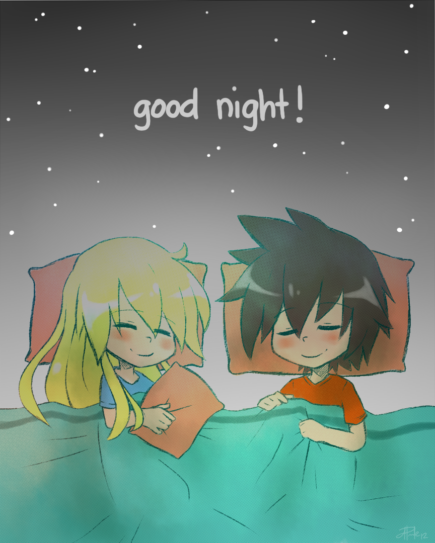 """Résultat de recherche d'images pour """"good night anime"""""""