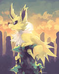 Day 4: Fave Electric Type